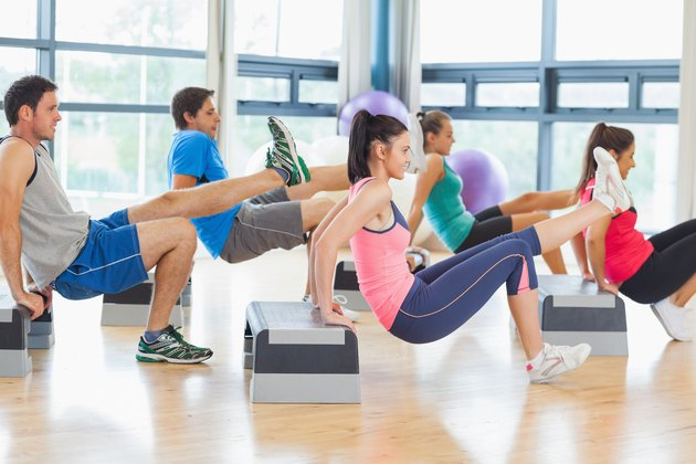 How Many Calories Are Burned in 20 Minutes of Step Aerobics?
