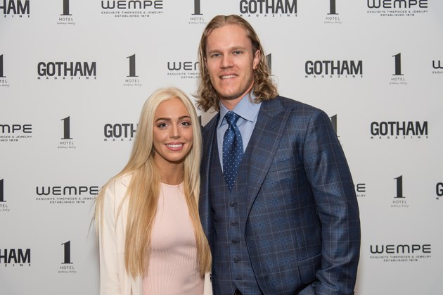 Gotham Magazine Celebrates its Late Spring Issue with Noah Syndergaard at 1 Hotel Brooklyn Bridge, New York