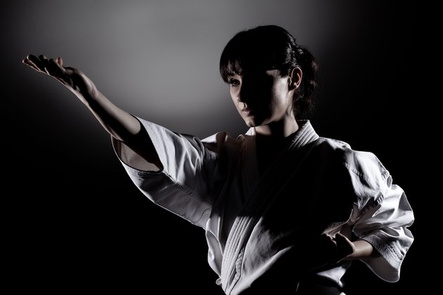How to Learn Kung Fu at Home