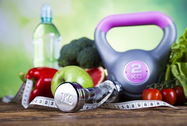 Fitness Food, diet, Vegetable composition