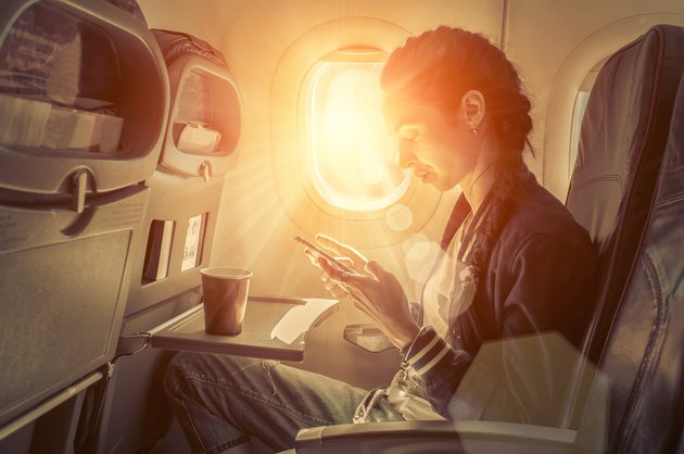 Exercises to Stop Your Legs From Clotting on Airline Flights