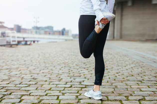What Causes Leg Aches After Exercise