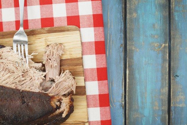 Pulled Pork Picnic Shoulder