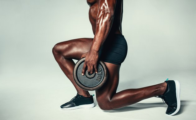 How to Lose Leg Muscle Mass