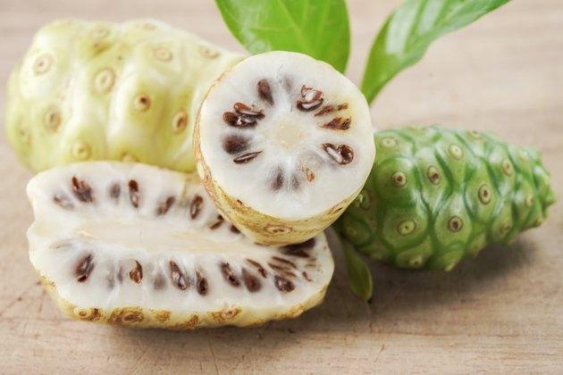 Noni or Morinda Citrifolia fruits