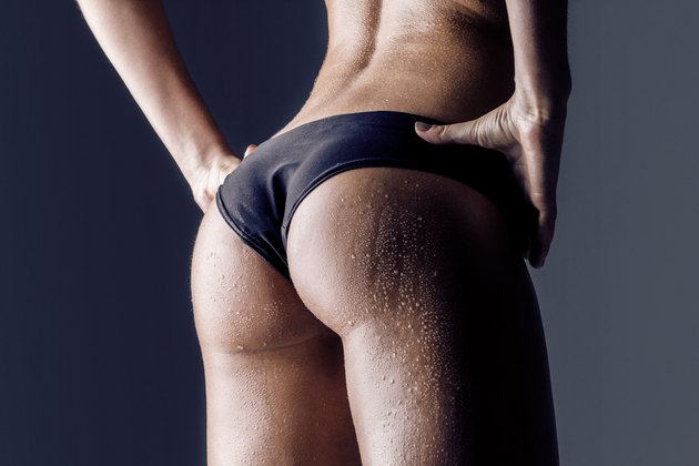 Exercises to Get Rid of Cellulite on the Buttocks
