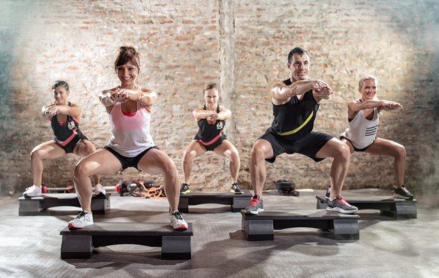 How Much Weight Can You Lose With Aerobics?