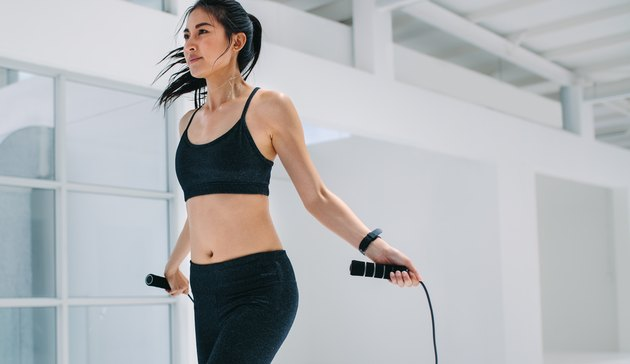 Does Jumping Rope Burn Fat Better Than Running ...