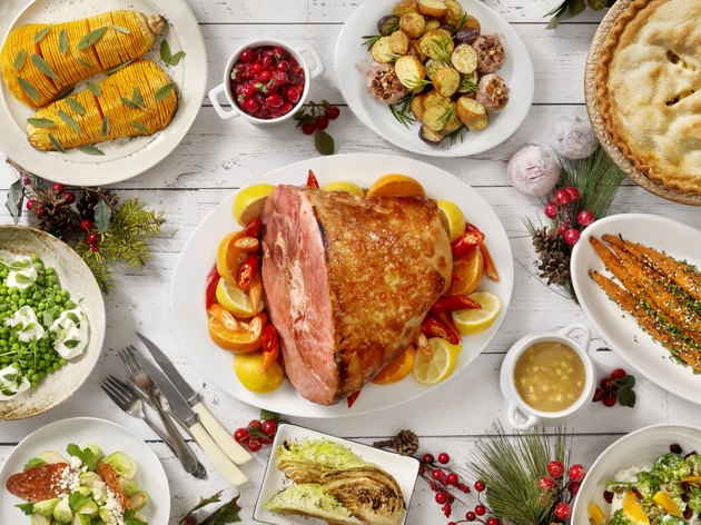 Holiday Ham Dinner