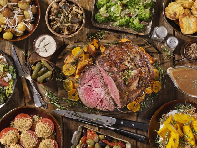 Roast Beef Feast