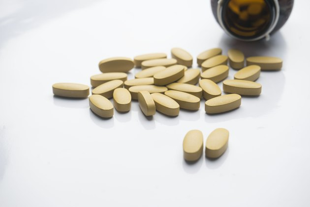 Multivitamins with iron supplementation