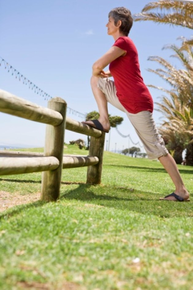 Stretching Exercises For Hip Pain From A Pinched Nerve