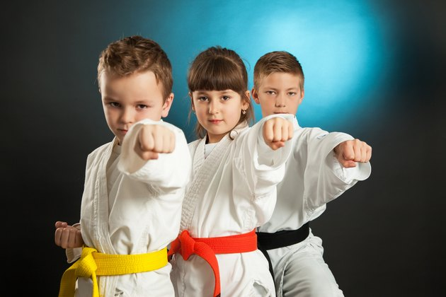 Benefits of Shotokan Karate