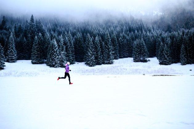 Running inspiration and motivation, runner