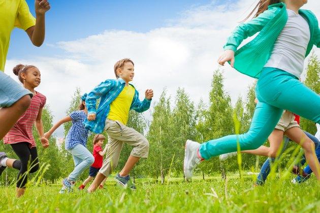 Leg Exercises for Kids