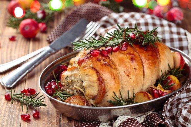 Turkey chops to avoid dry turkey for holidays