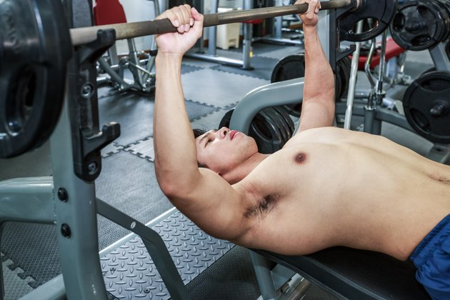 Barbell Bench Press WorkOut