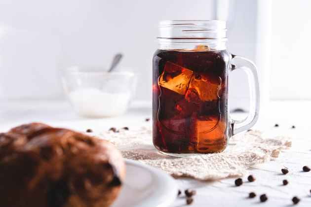 Cold brew coffee cold drink recipes