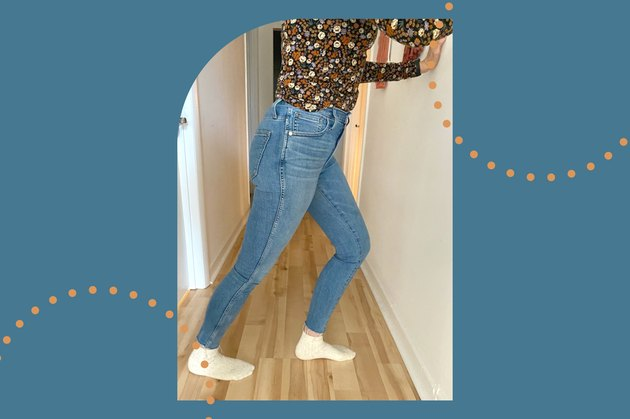 Move 5: Calf Stretch