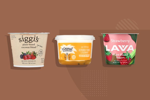 Plant-Based yogurt brands