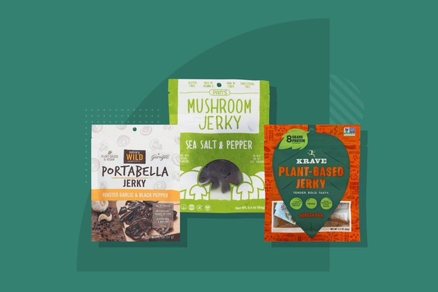 Plant-Based jerky brands