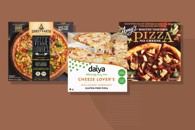 plant-based Pizza brands