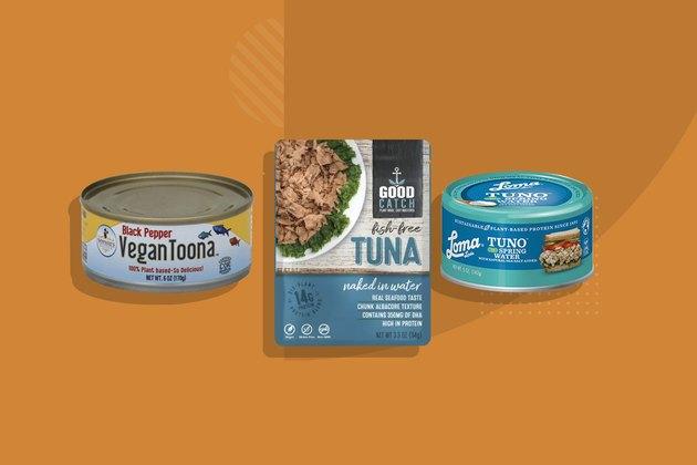 Plant-Based tuna