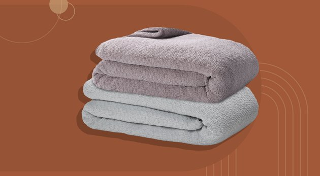 Sunday Citizen Crystal 20 Lb Weighted Blanket