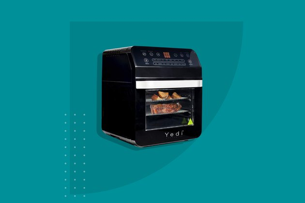 The Yedi 12.7 Quart Total Package Air Fryer Oven XL