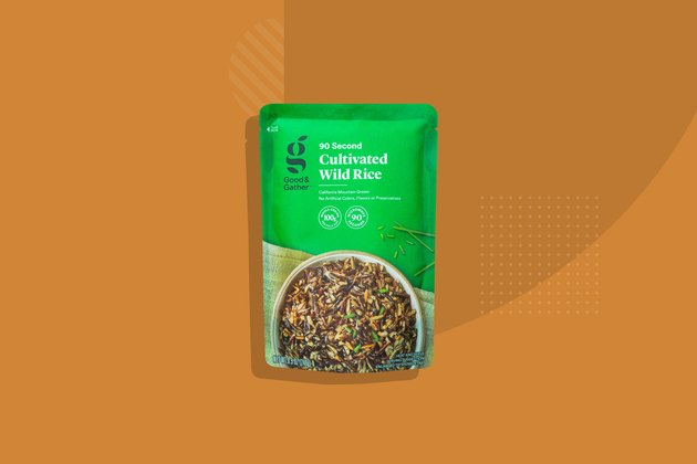 Good & Gather Cultivated Wild Rice Microwaveable Pouch