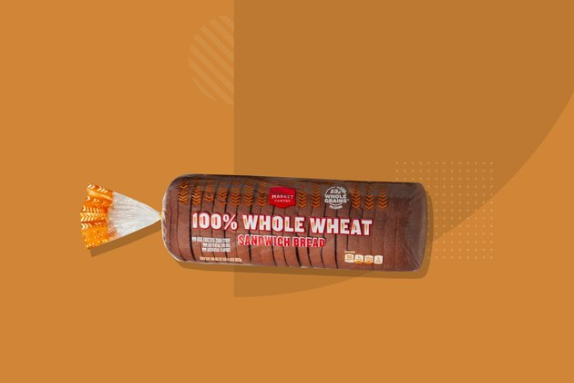 Market Pantry 100-Percent Whole-Wheat Bread
