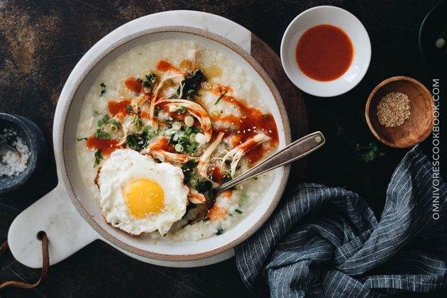 Instant Pot Congee