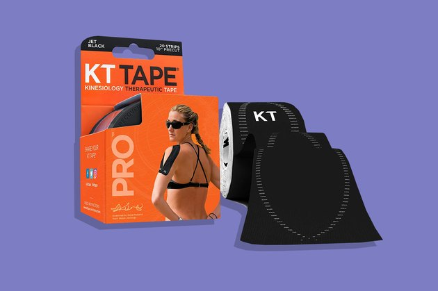 KT tape therapeutic sports tape