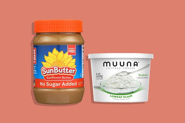 Muuna Plain Low-Fat Plain Cottage Cheese