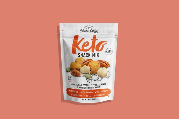 Nature's Garden Keto Snack Mix