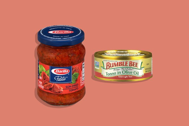 Barilla Sun-Dried Tomato Pesto