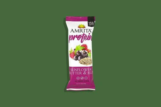 Amrita High Protein Bars