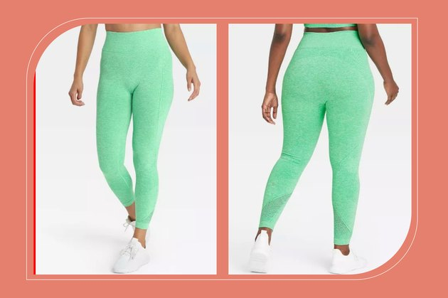 All-in-Motion Seamless High-Waisted Leggings