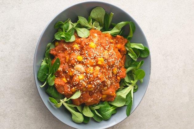 15-Minute Cannellini Bean Stew