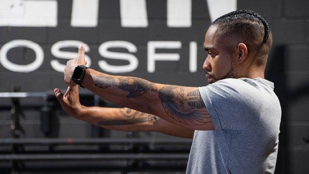 Move 1: Wrist Stretch