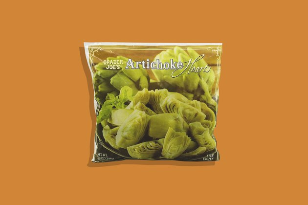 Frozen artichoke hearts from trader joe's