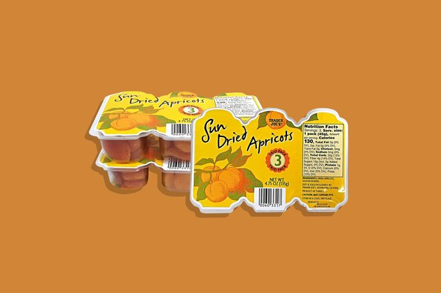 Sun Dried Apricots Trio Pack