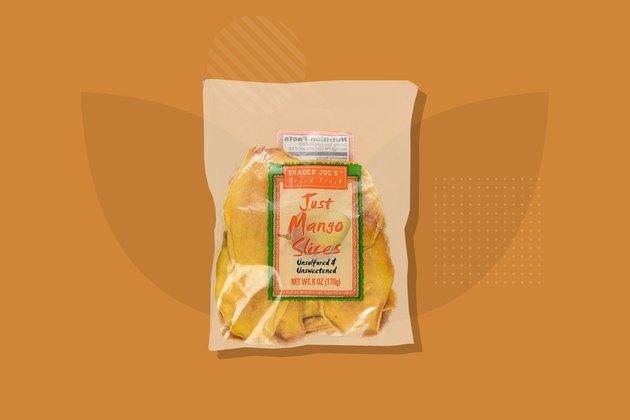 Trader Joe's Organic Dried Mango