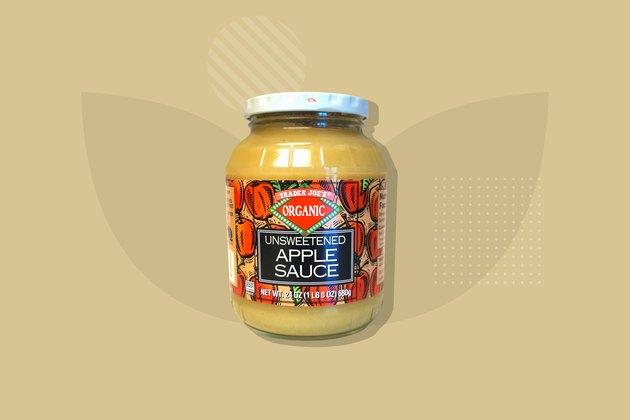 Trader Joe's Organic Applesauce