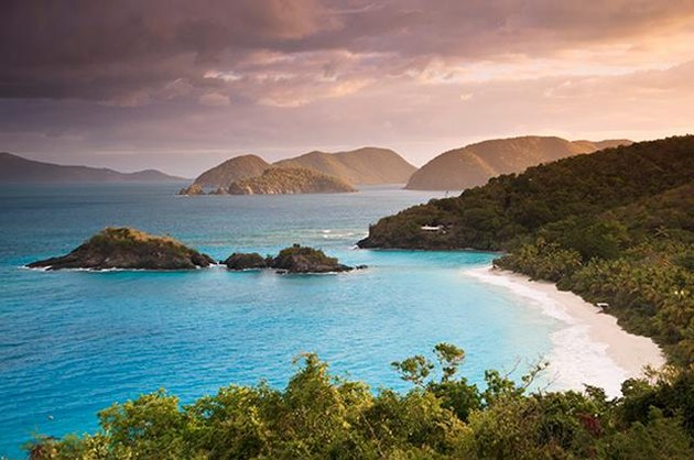 Virgin Islands National Park (Trunk Bay)