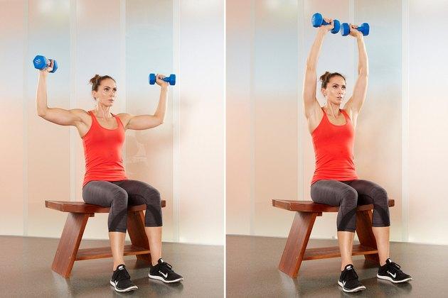 Move 11: Shoulder Press