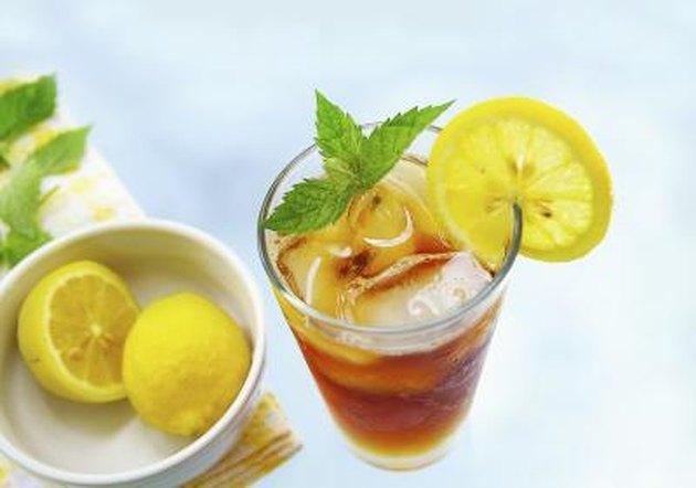 phosphorus low foods tea beverages livestrong getty iced homemade drinks sugar soft tom