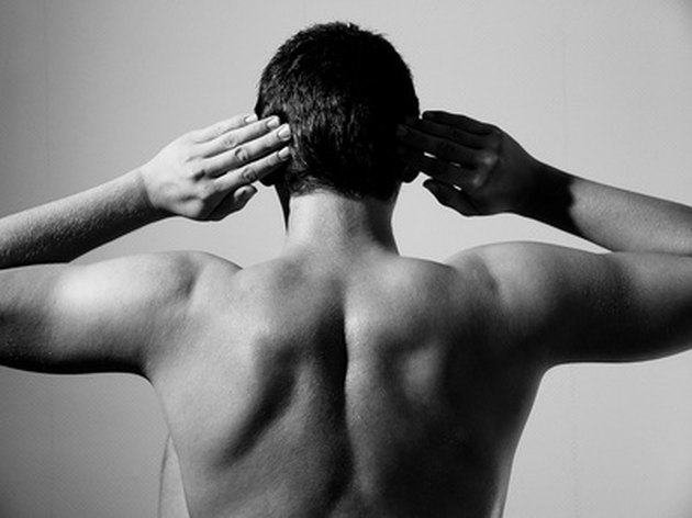Left shoulder blade pain, many causes