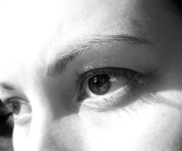 Exercises, weak eye muscles