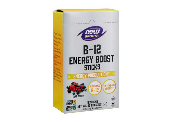 NOW®️ Sports B-12 Energy Boost Sticks